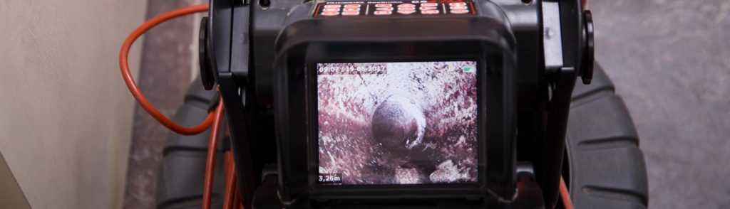 rioolinspectie door camera inspectie Arnhem