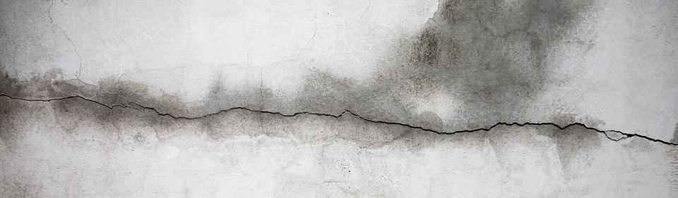rioollekkage muur